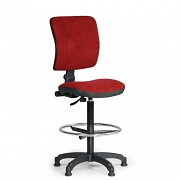 Kancelářská židle Milano Biedrax II Z9924CV s opěrným kruhem