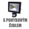 LED s pohybovým čidlem