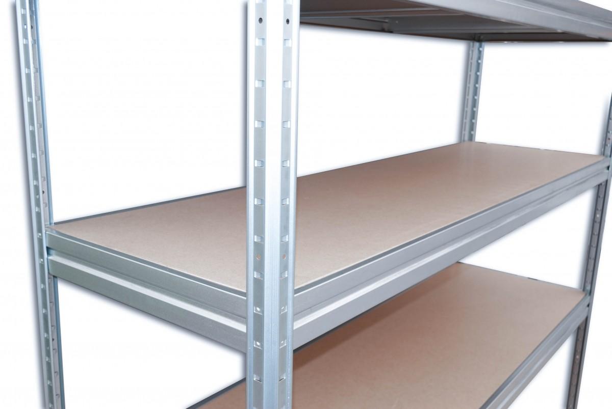 kovov reg l biedrax 60 x 200 x 180 cm 5 polic pozink nosnost 200 kg na polici esk reg. Black Bedroom Furniture Sets. Home Design Ideas