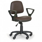 Dílenská židle Milano Biedrax Z9782H s područkami