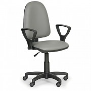 Dílenská židle Torino Biedrax Z9809S - s područkami