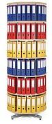 regál otočný archivační - 6 pater, bříza Biedrax AS4666