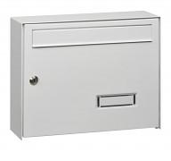poštovní schránka na dopisy, noviny, lakovaná bílá - Biedrax SD6309