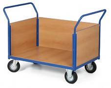 plošinový vozík Biedrax PV4013 - 100x70cm