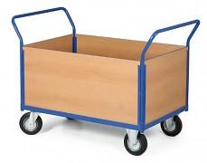plošinový vozík Biedrax PV4015 - 100x70cm