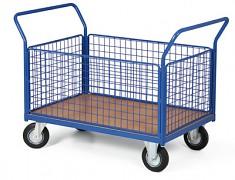 plošinový vozík Biedrax PV4016 - 100x70cm