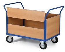 plošinový vozík Biedrax PV4224 - 120x80cm