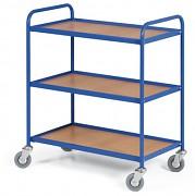 policový vozík Biedrax PV1426 - 75x40cm