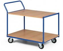 policový vozík Biedrax PV4067 - 100x70cm
