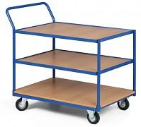 policový vozík Biedrax PV4084 - 100x70cm