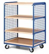 policový vozík Biedrax PV4105 - 100x70cm