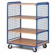 policový vozík Biedrax PV4108 - 100x70cm