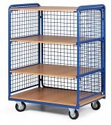 policový vozík Biedrax PV4118 - 100x70cm