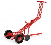 vozík na sudy, bečky - z palety a na paletu Biedrax VS5077