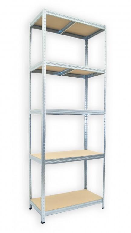kovov reg l biedrax 50 x 60 x 210 cm 5 polic x 175kg. Black Bedroom Furniture Sets. Home Design Ideas