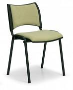 Konferenční čalouněná židle, zelená Biedrax Z9094Z