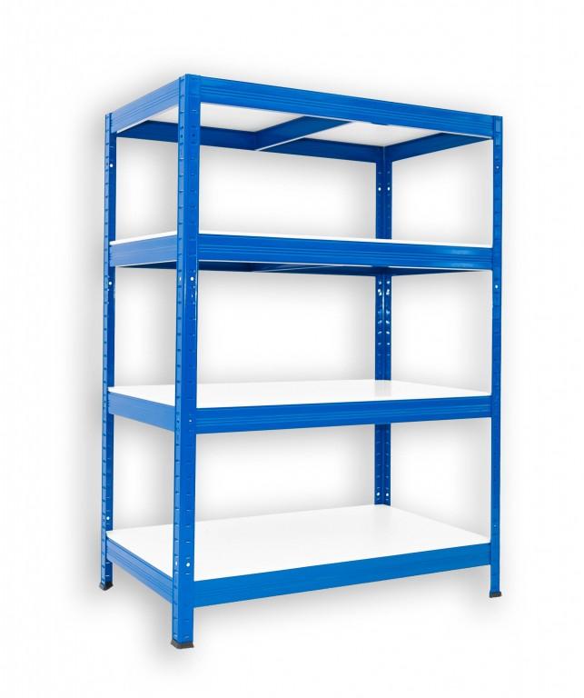 kovov reg l biedrax 50 x 60 x 120 cm 4 police lamino x 175 kg modr esk reg. Black Bedroom Furniture Sets. Home Design Ideas