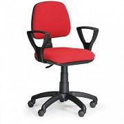 Kancelářská židle Milano Biedrax Z9601CV s područkami