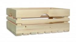 dřevěná bedna 40 x 27 x 16 cm - Biedrax