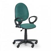 Kancelářská židle Reporter II Biedrax Z9944Z s područkami