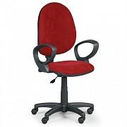 Kancelářská židle Reporter II Biedrax Z9944CV s područkami