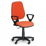 Kancelářská židle Comfort Biedrax Z9668O s područkami